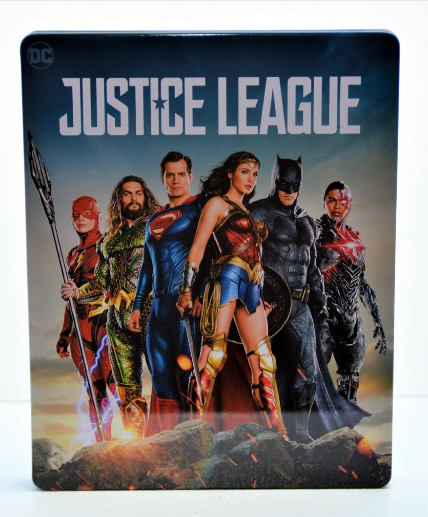 Justice League steelbook HDzeta 1