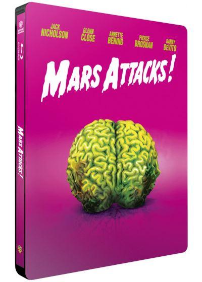 Mars Attack steelbook