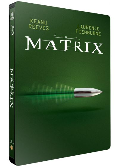 Matrix steelbook