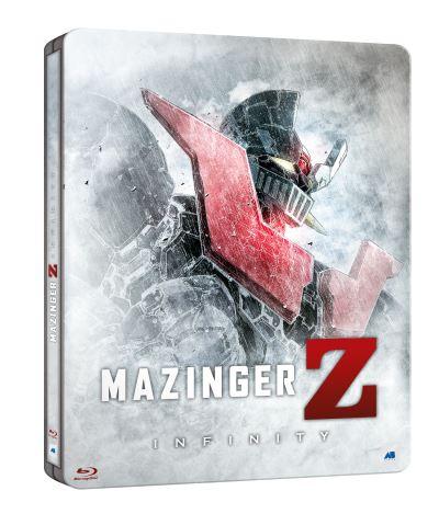 Mazinger-Z-Infinity-Steelbook-Blu-ray