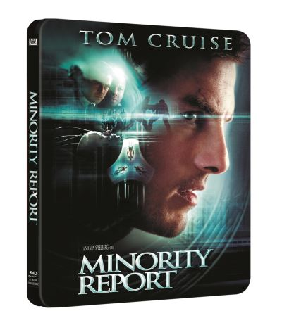 Minority Report steelbook