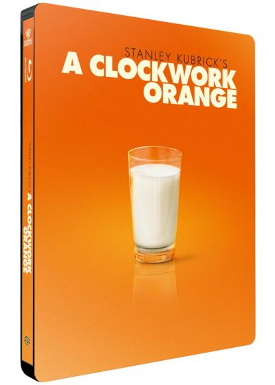 Orange Mecanique steelbook