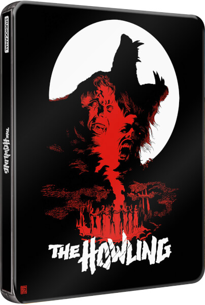 The Howling steelbook 1