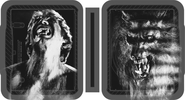 The Howling steelbook 3