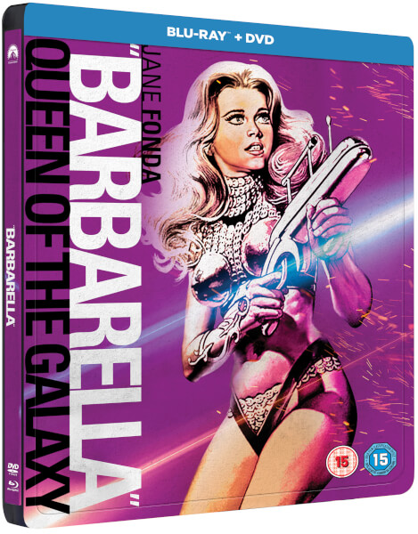 Barbarella steelbook