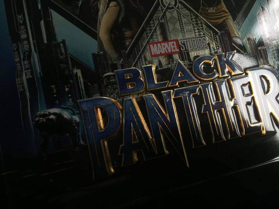 Black Panther steelbook blufans