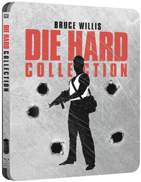Die Hard Collection steelbook 1