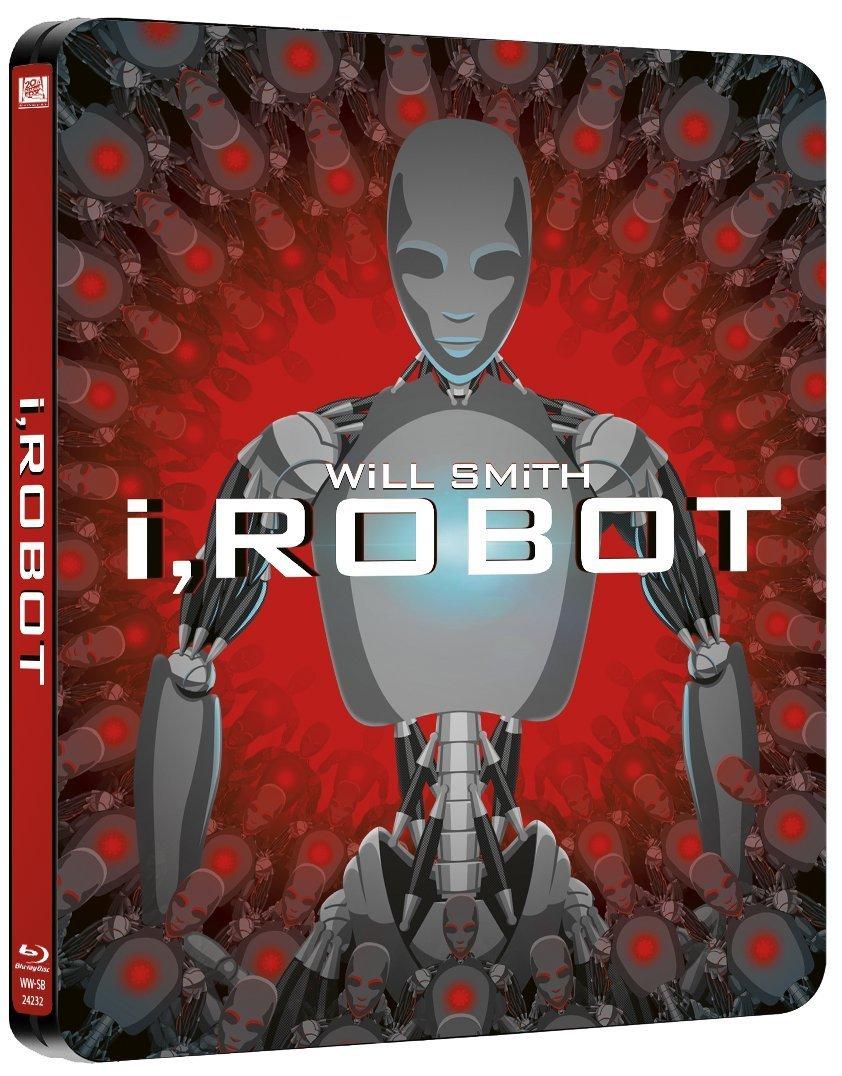 I Robot steelbook 1