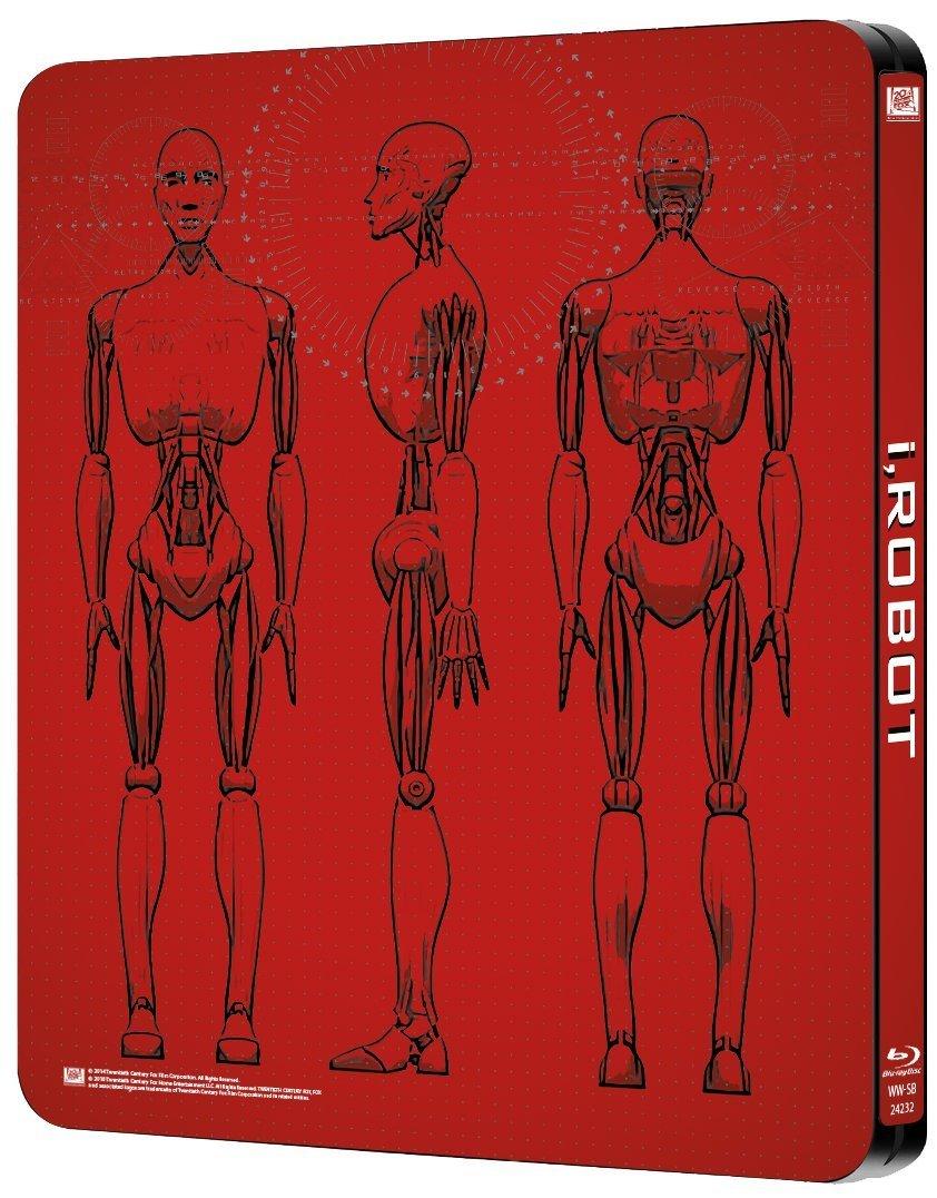 I Robot steelbook 2