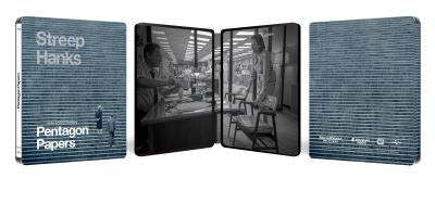 Pentagon Papers steelbook fnac