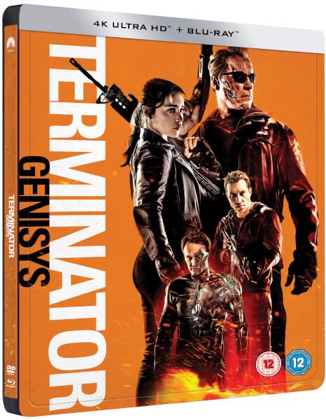 Terminator Genisys steelbook 4k