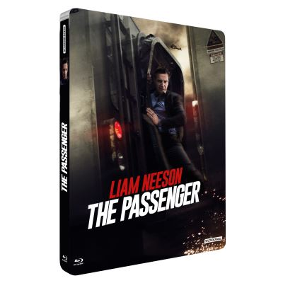 The Passenger steelbook FR