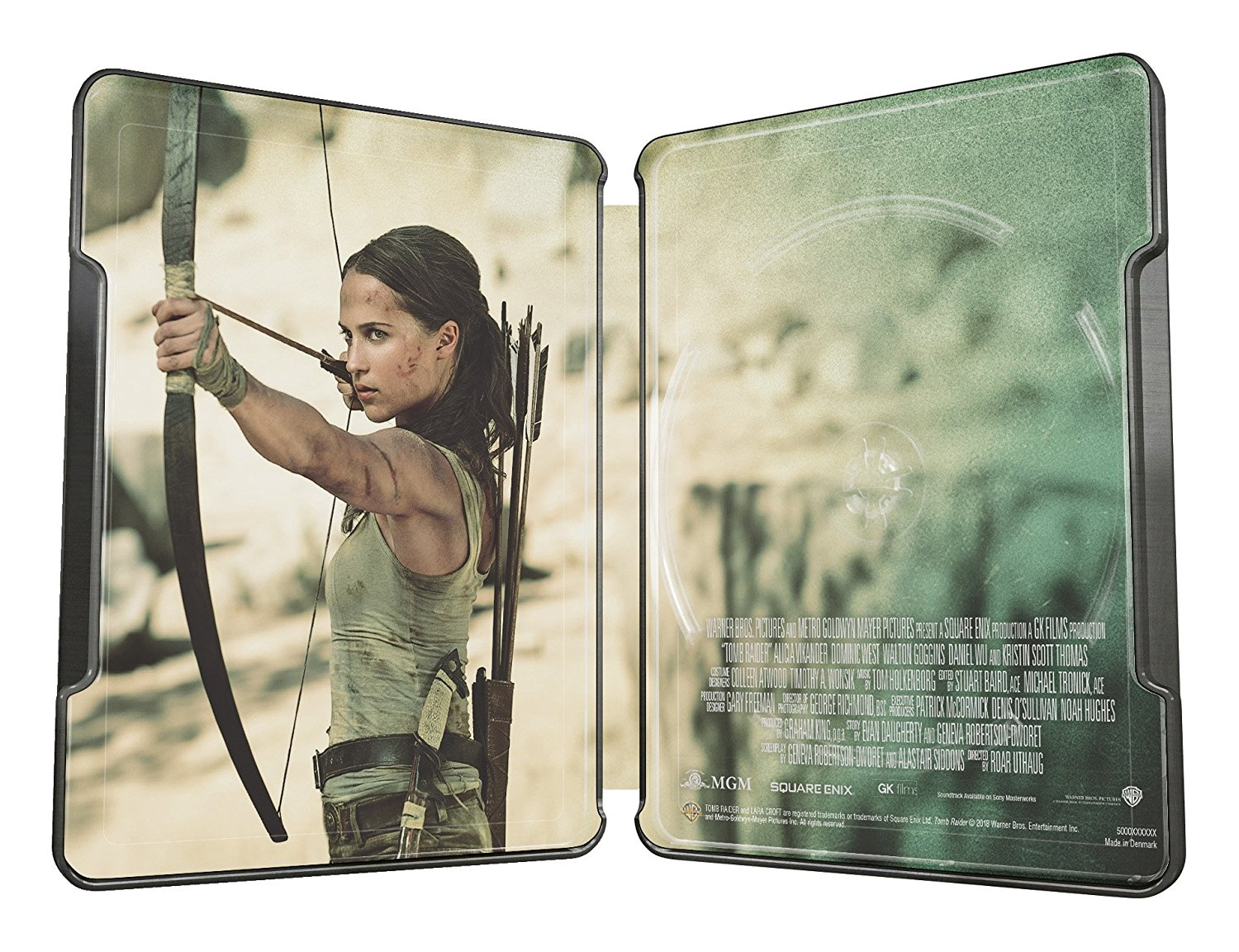Tomb Raider steelbook 2
