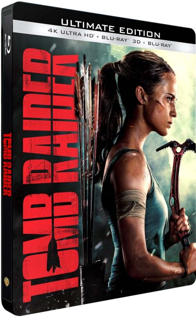 Tomb Raider steelbook fr