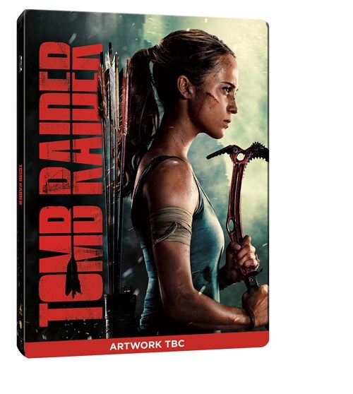 Tomb Raider steelbook