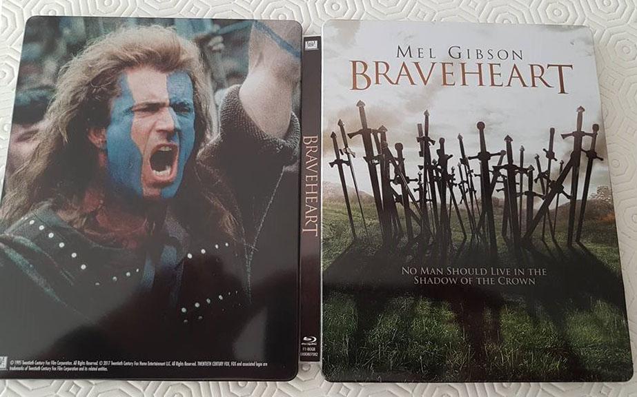 Braveheart steelbook 3