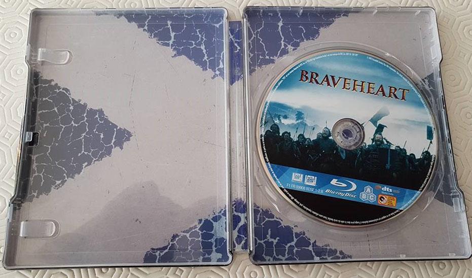 Braveheart steelbook 4