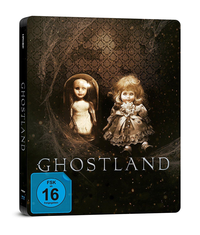 Ghostland steelbook