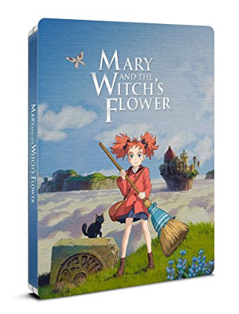 Mary Witch 's Flower steelbook