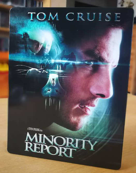 Minority Report steelbook 1