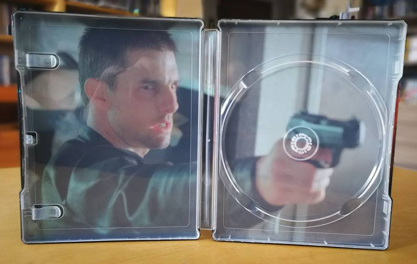 Minority Report steelbook 3