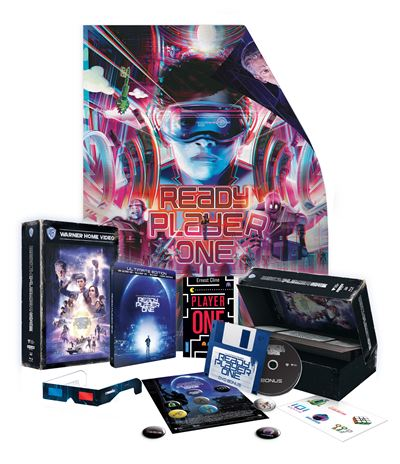 Ready Player One steelbook 4