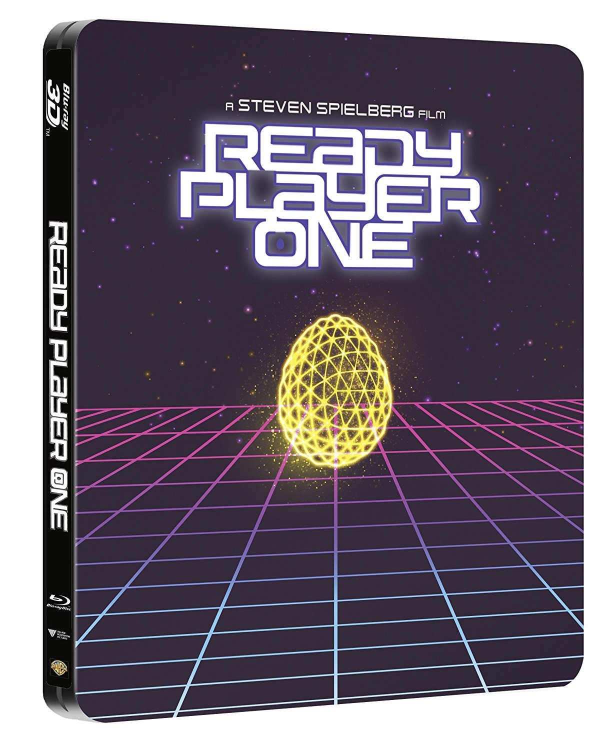 Ready Player One steelbook 7
