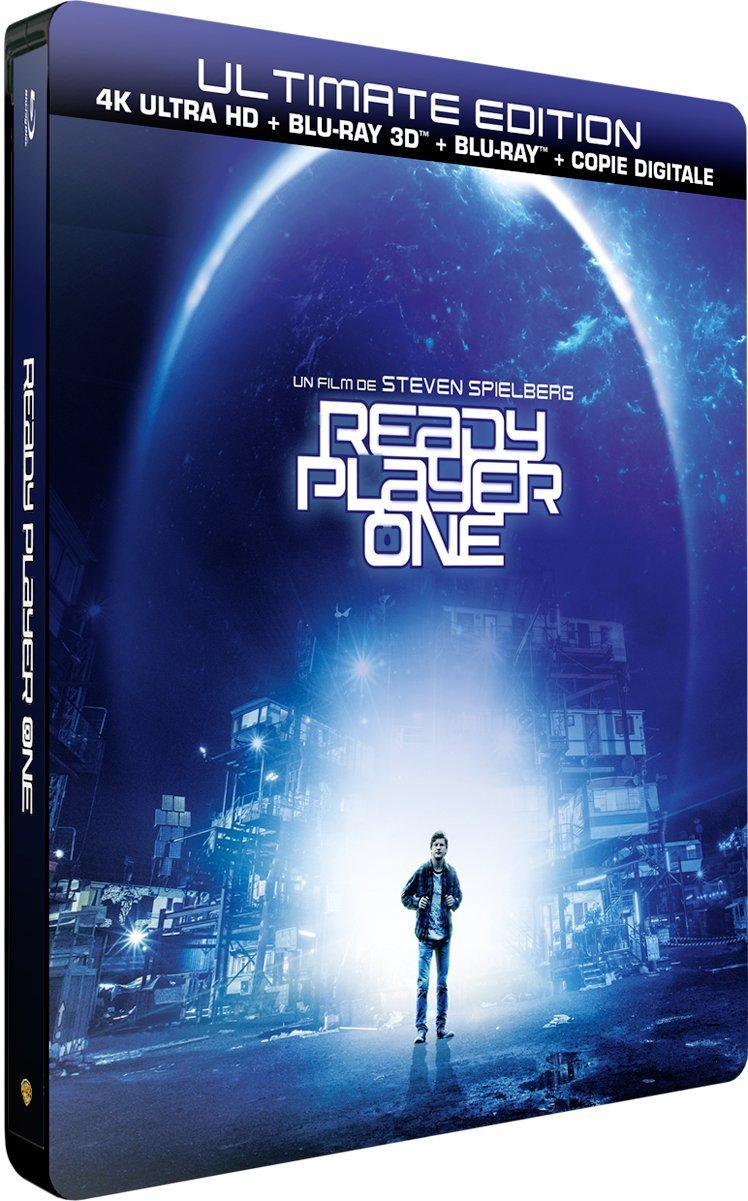 Ready Player One steelbook FR