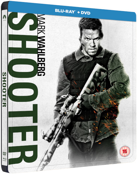 Shooter steelbook