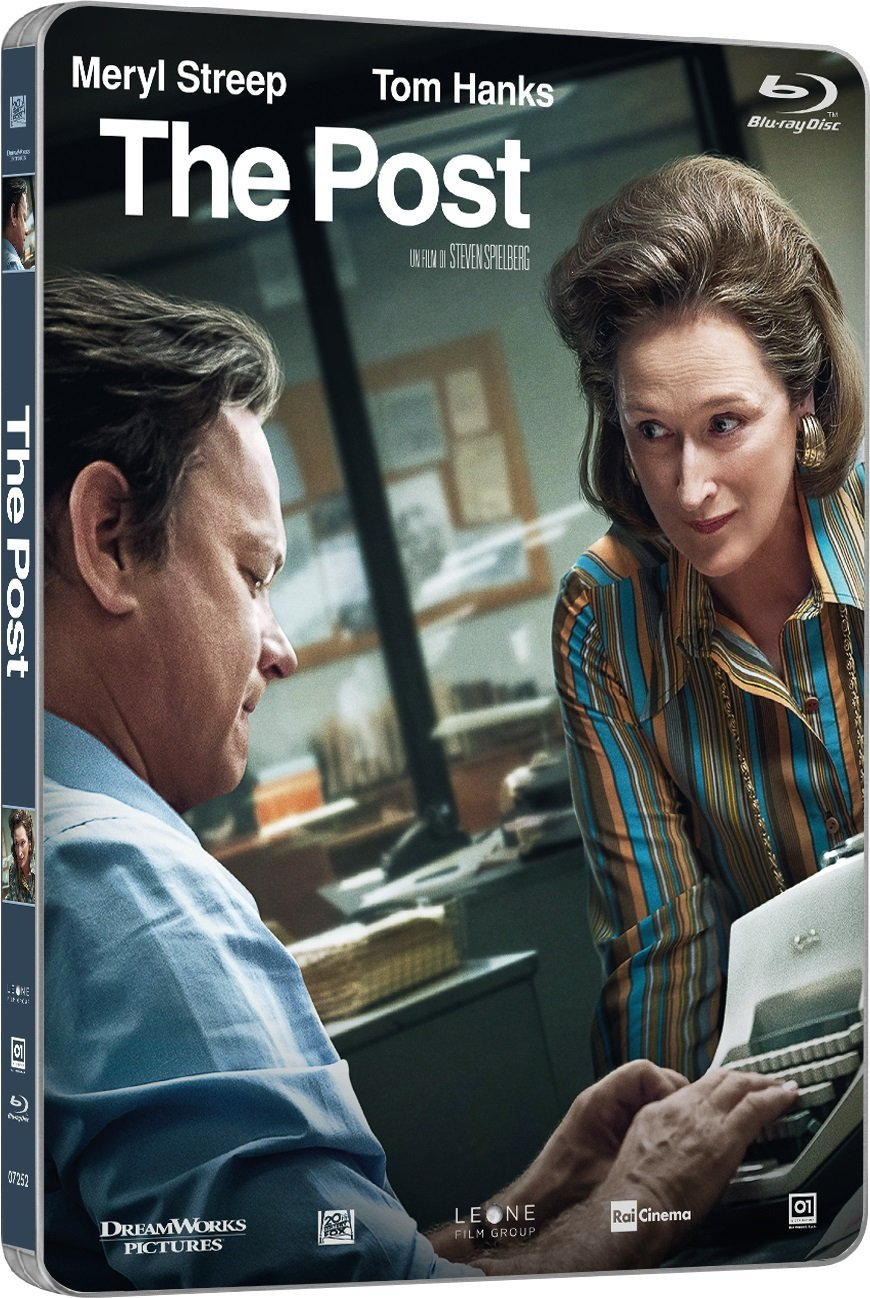 The Post steelbook IT