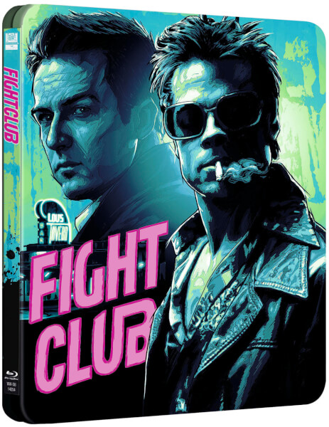 Fight Club steelbook 1