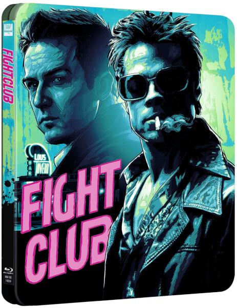 Fight Club steelbook 1