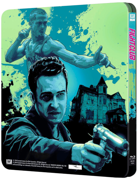Fight Club steelbook 2