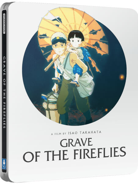 Grave of the Fireflies steelbook 0