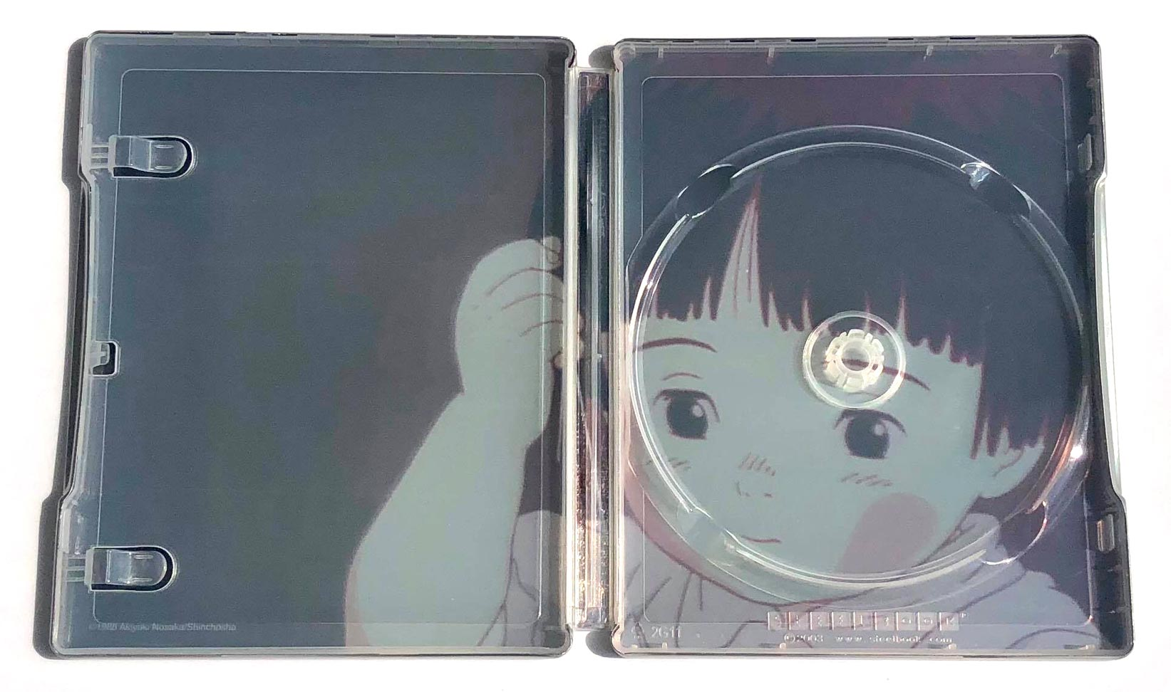 Grave of the Fireflies steelbook 1