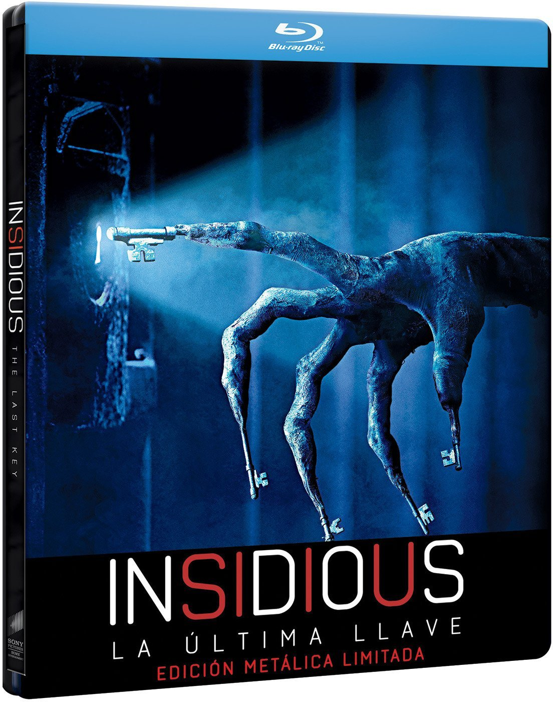 Insidious The Last Key steelbook