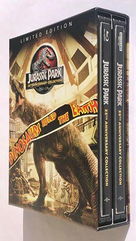 Jurassic Park steelbook Bestbuy 1