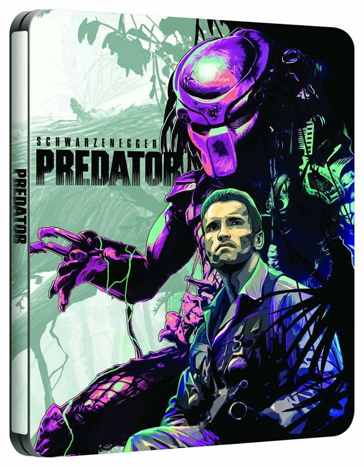 Predator steelbook