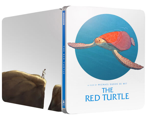 The Red Turtle steelbook 1