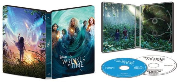 Wrincle in Time steelbook