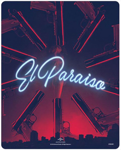 Las Vegas Parano steelbook zavvi 1