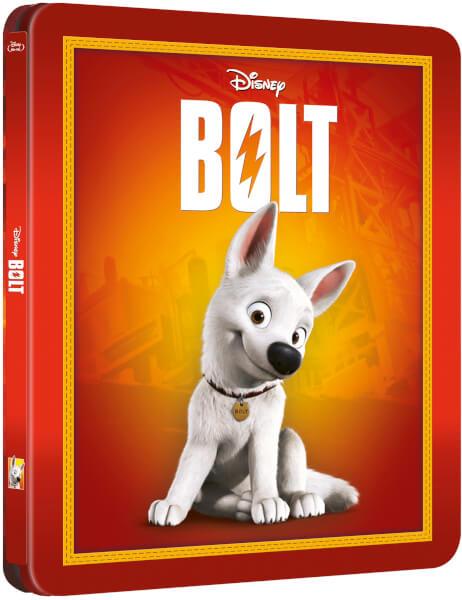 [Débats / BD] Les Blu-ray Disney en Steelbook - Page 8 Bolt-steelbook-zavvi-1