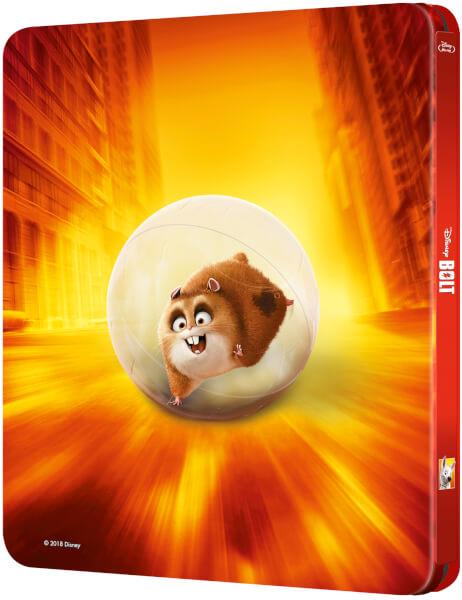 [Débats / BD] Les Blu-ray Disney en Steelbook - Page 8 Bolt-steelbook-zavvi-2