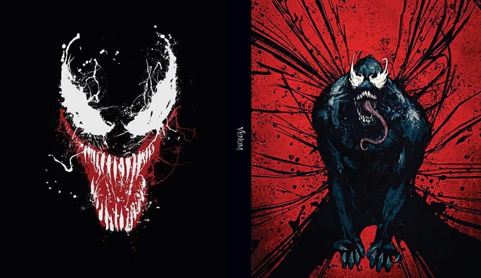 venom deux steelbooks maj dition fnac 4k maj3 erratum collector sans steelbook. Black Bedroom Furniture Sets. Home Design Ideas