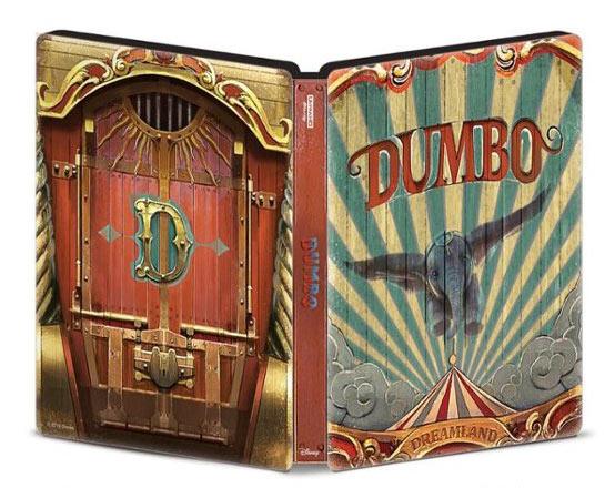 Les Blu-ray Disney en Steelbook [Débats / BD]  - Page 11 Dumbo-steelbook-BestBuy-01