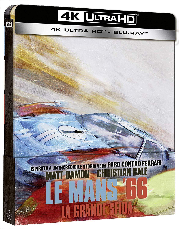 Le Mans 66 en steelbook [MAJ: édition benelux = édition allemande ...