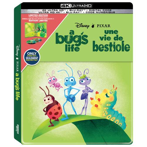 [Débats / BD] Les Blu-ray Disney en Steelbook - Page 13 A-bugs-life-steelbook-4K