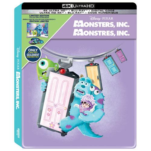 [Débats / BD] Les Blu-ray Disney en Steelbook - Page 13 Monsters-inc-steelbook-4k
