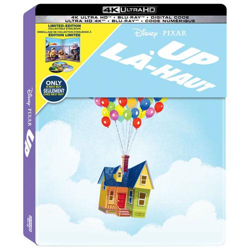 [Débats / BD] Les Blu-ray Disney en Steelbook - Page 13 Up-steelbook-4K