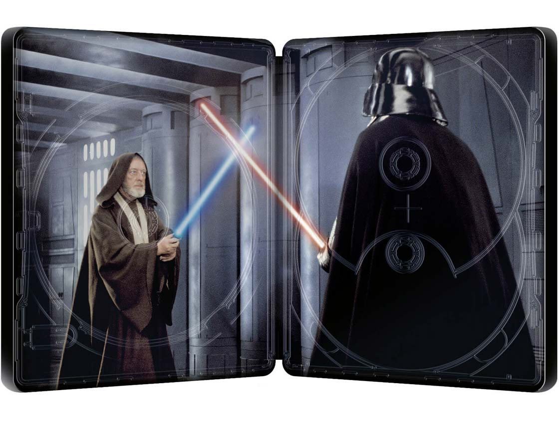 Star Wars: Episode IV - A New Hope (4K+2D Blu-ray SteelBook) Zavvi E Star-Wars-New-Hope-steelboo
